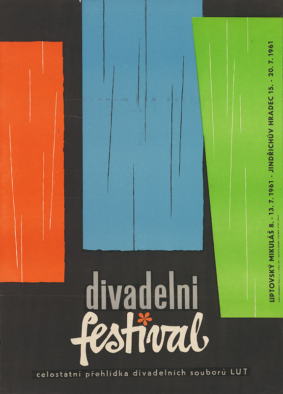 Zdeněk Kondelík - Divadelný festival