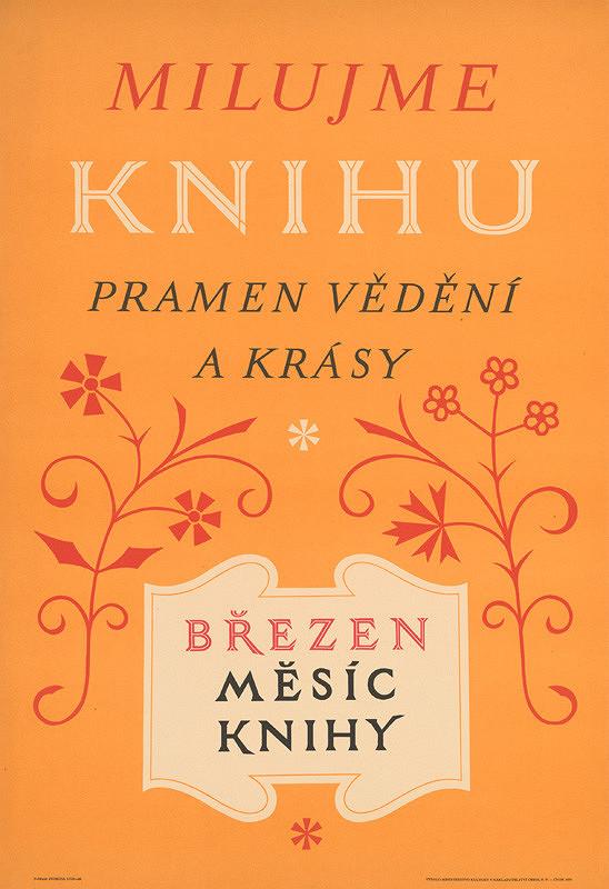 Český autor – Marec - mesiac knihy