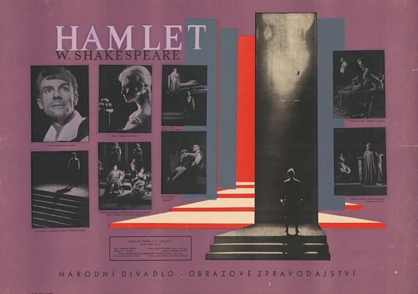 Český autor – W. Shakespeare: Hamlet