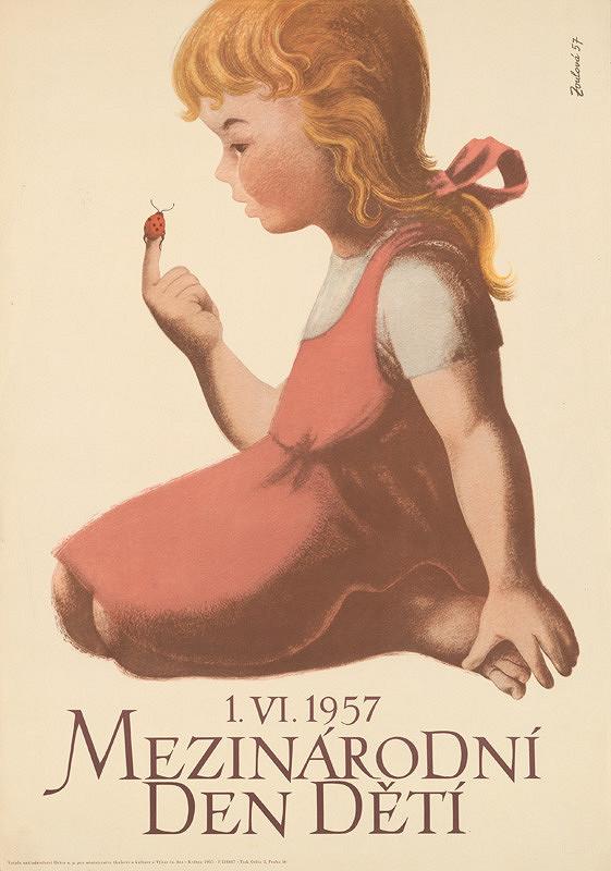 Eva Zoulová - Medzinárodný deň detí