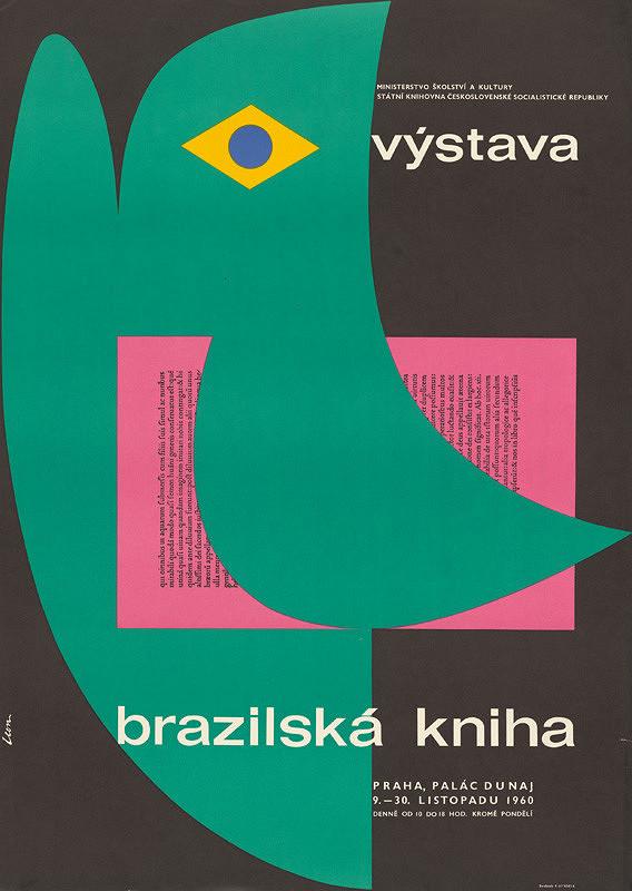 Český autor - Brazílska kniha