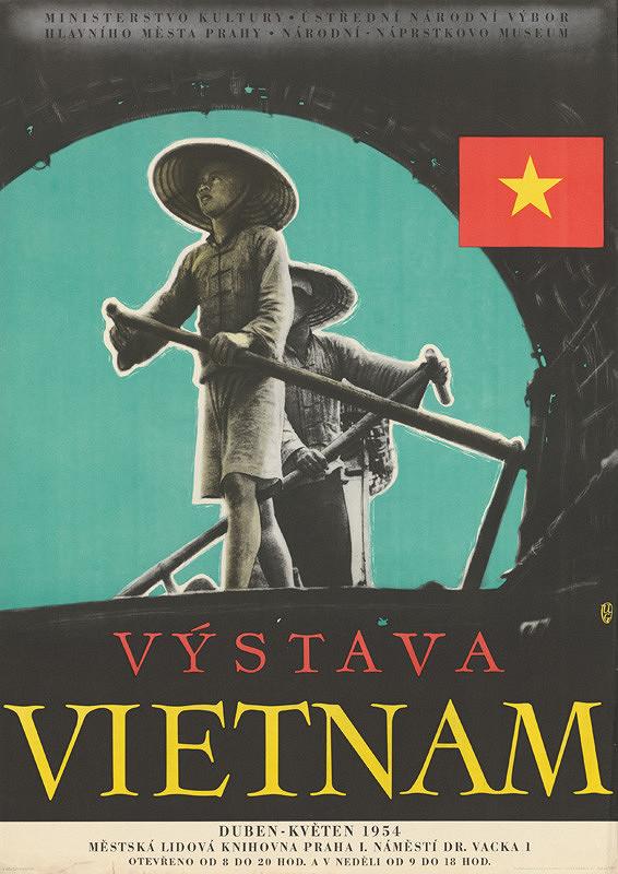 Český autor - Vietnam