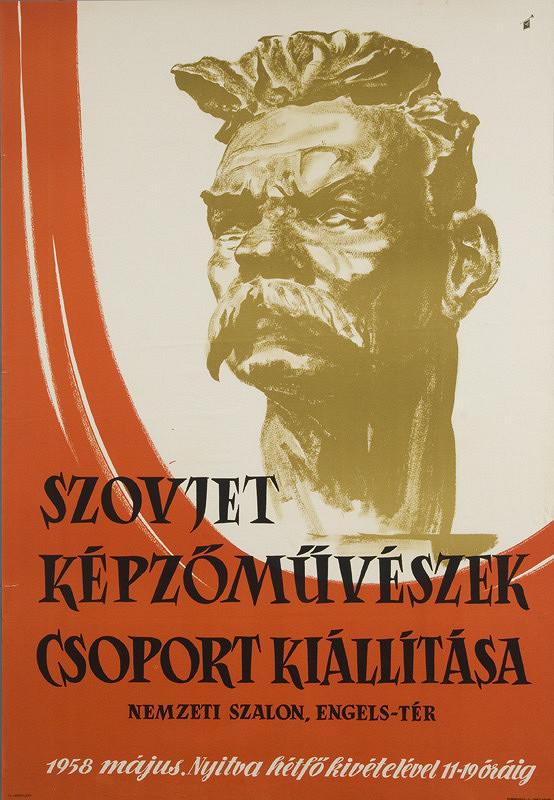 Maďarský autor - Skupinová výstava sovietskych výtvarníkov