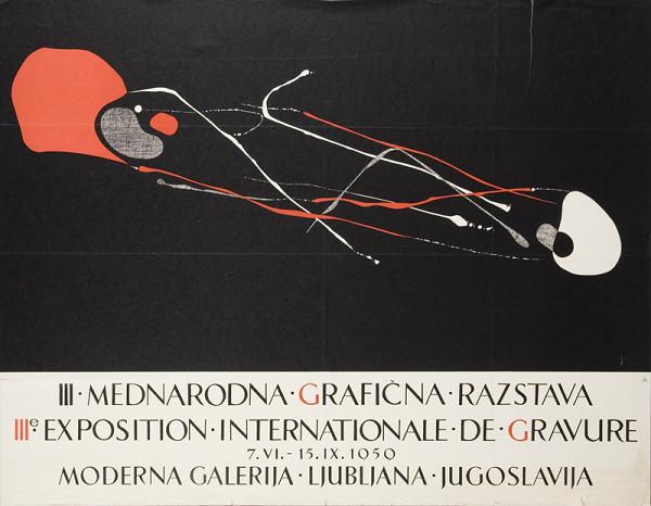 Ordan Petlevski – III.medzinárodná grafická výstava