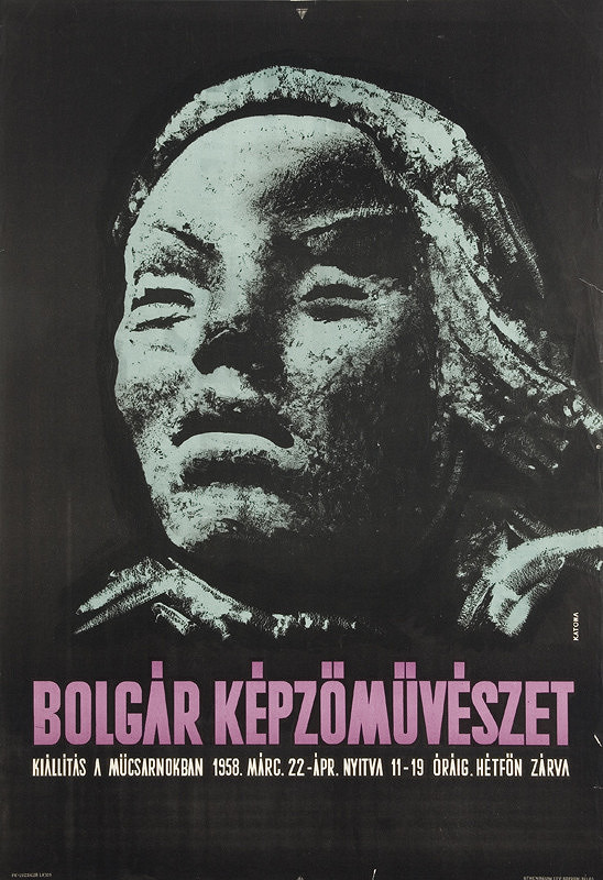 László Katona - Bulharské výtvarné umenie