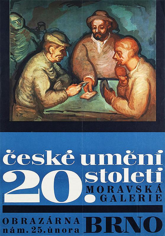 Jiří Rathouský - České umenie 20.storočia