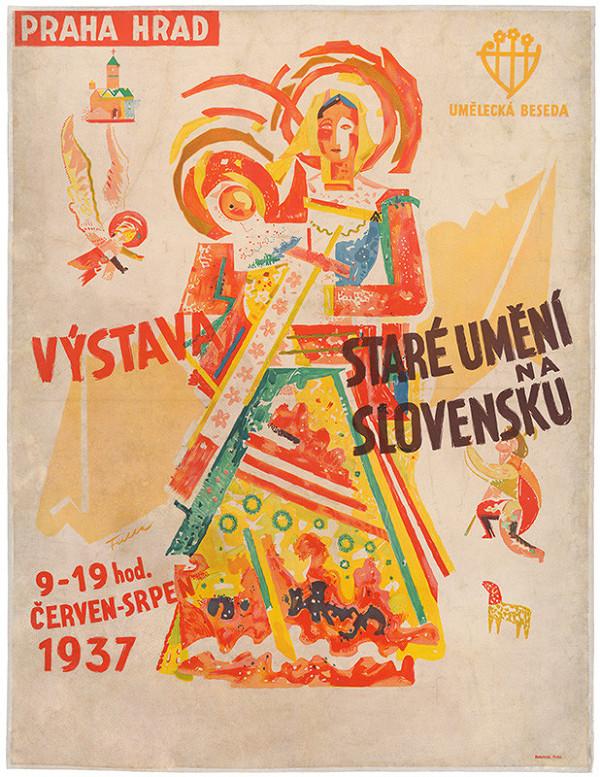 Ľudovít Fulla - Výstava Staré umění na Slovensku