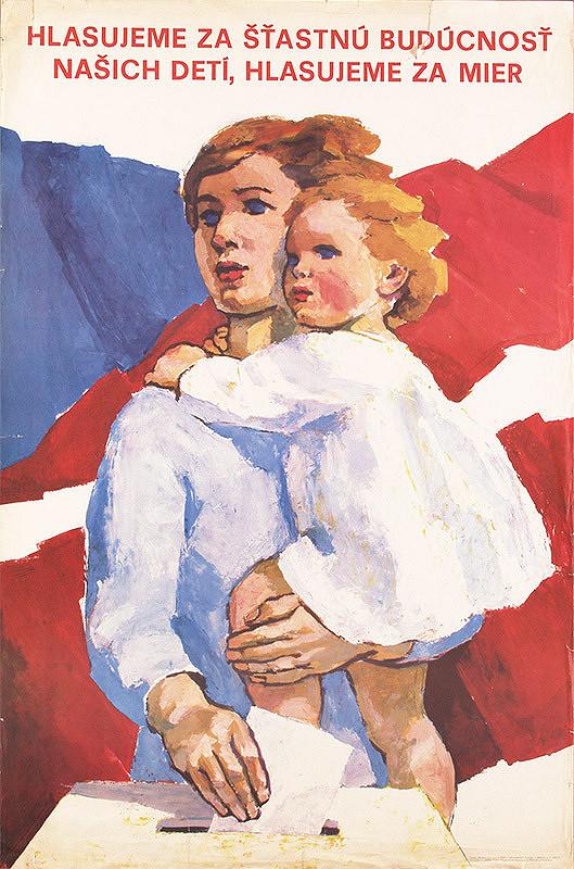 Ľudovít Ilečko - Hlasujeme za šťastnú budúcnosť naších detí