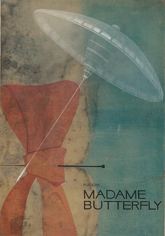 Čestmír Pechr - Madame Butterfly