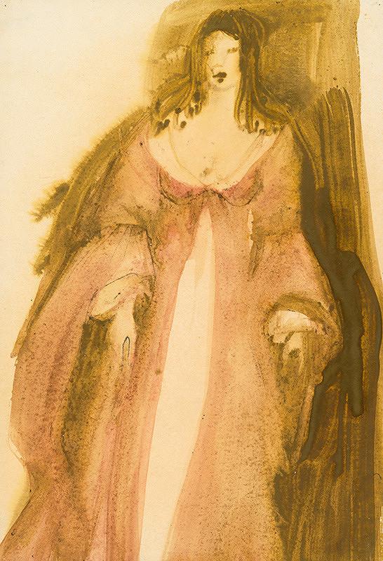 Stanislava Vaníčková – W. Shakespeare: Hamlet