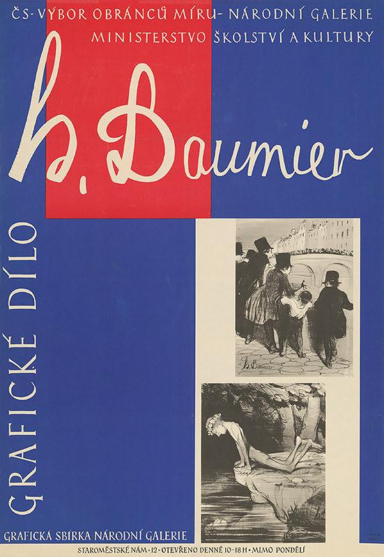 Český autor - Grafické dielo - H.Daumier