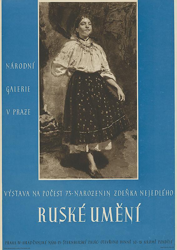 Český autor - Ruské umenie