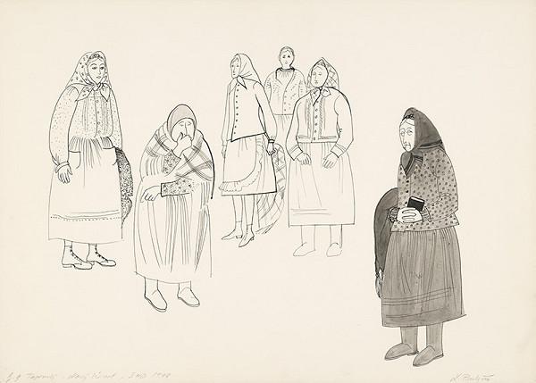 Ludmila Purkyňová – J. G. Tajovský: Nový život