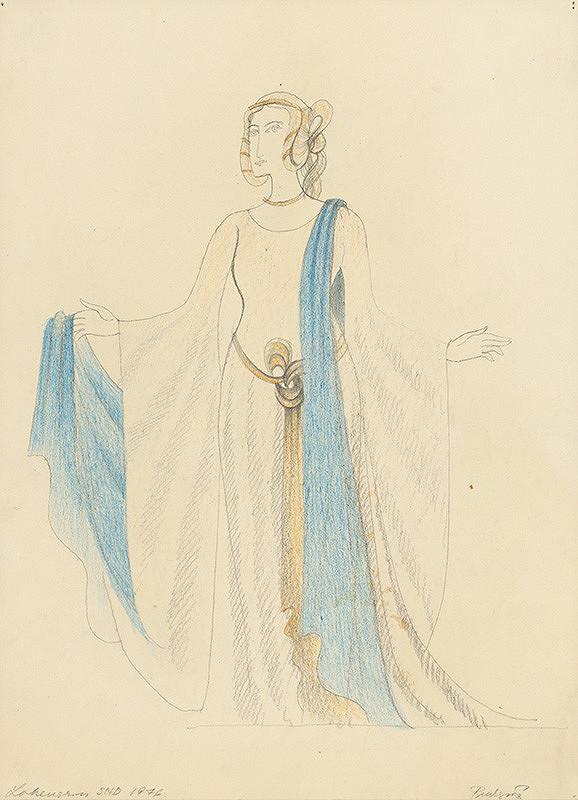 Ludmila Purkyňová – R. Wagner: Lohengrin II. Elsa