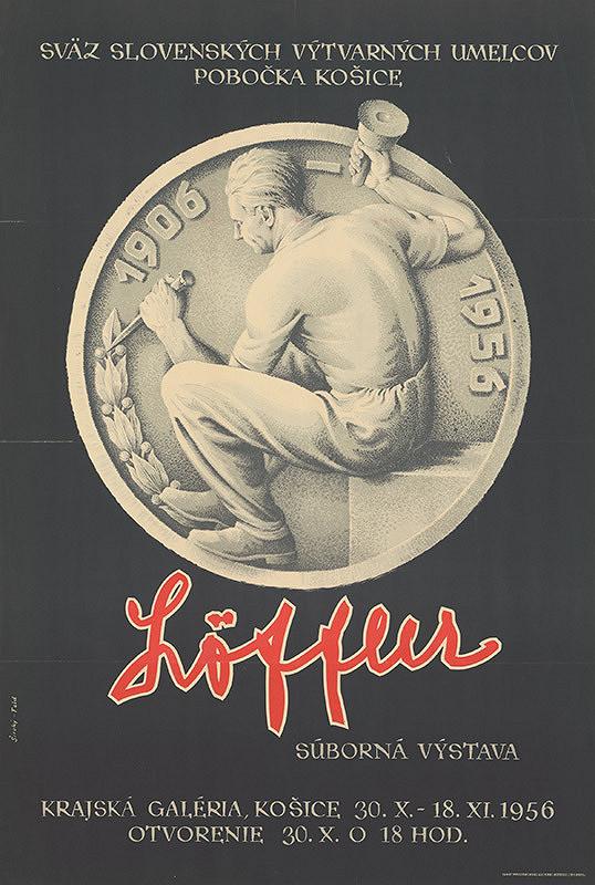 Široký, Feld – Súborná výstava - Löffler
