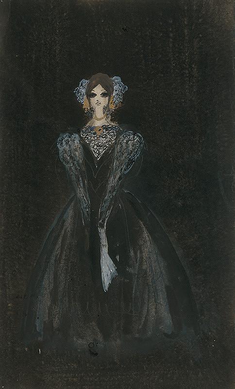 Helena Bezáková - M. J. Lermontov: Maškaráda V.