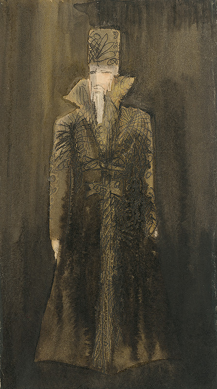 Helena Bezáková - M. P. Musorgskij: Boris Godunov II.