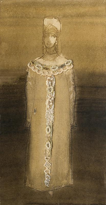 Helena Bezáková - M. P. Musorgskij: Boris Godunov III.