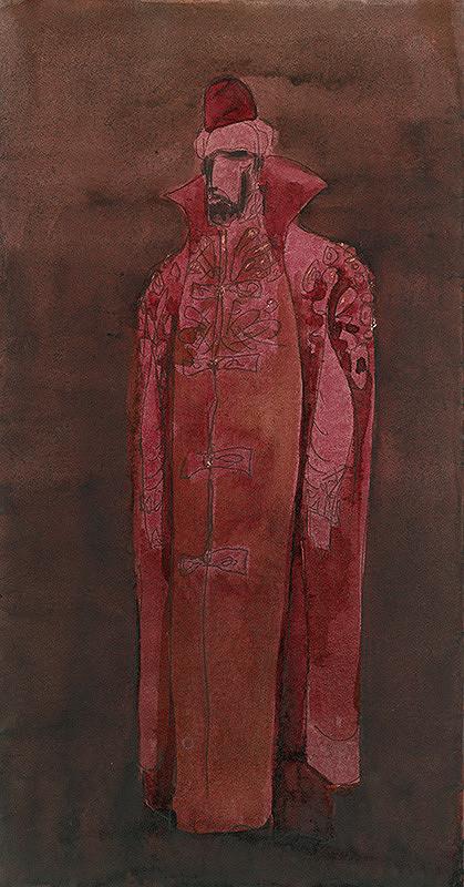 Helena Bezáková - M. P. Musorgskij: Boris Godunov X.