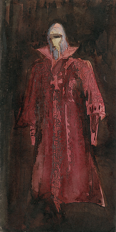Helena Bezáková - M. P. Musorgskij: Boris Godunov XI.