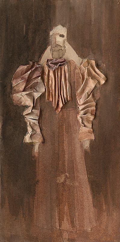 Helena Bezáková - A. de Musset: Lorenzzaccio VIII.