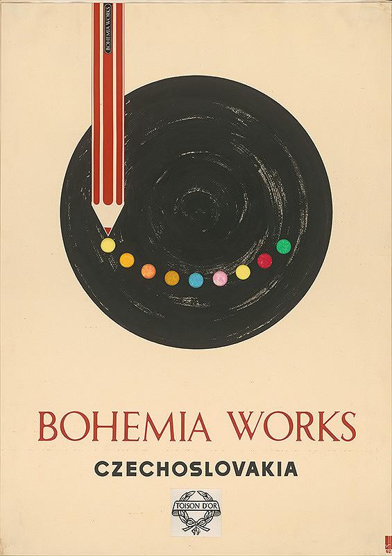 Viktor Holešťák-Holubár – Bohemia Works I.