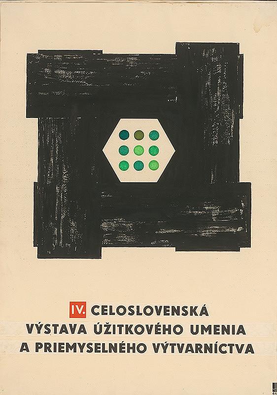 Viktor Holešťák-Holubár – IV.celoslovenská výstava UP