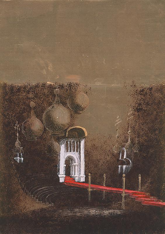 Ladislav Vychodil - M. P. Musorgskij: Boris Godunov