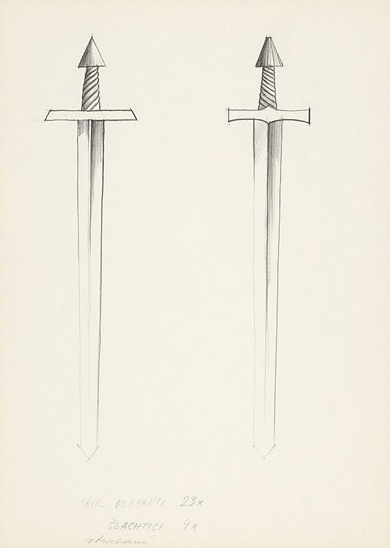Ludmila Purkyňová - R. Wagner: Lohengrin III. Brabanti, šľachtici - meče.