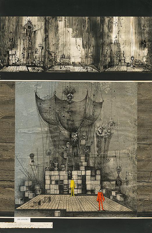Ján Hanák – J. N. Nestroy: Zlý duch Lumpacivagabundus alebo Samopašný trojlístok
