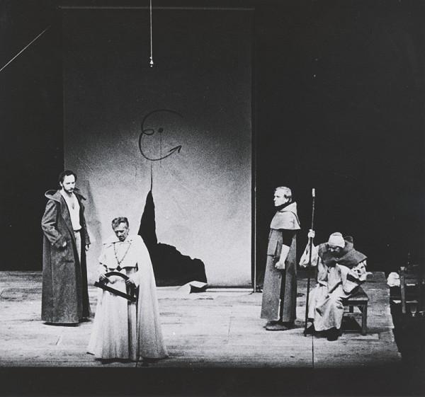 Jozef Ciller – Bertold Brecht: Život Galileiho