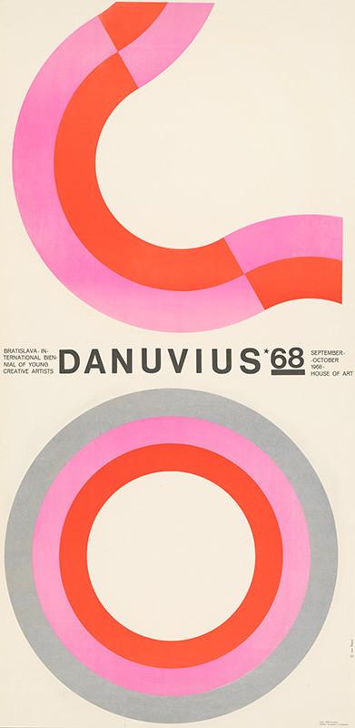 Ivan Štěpán – Danuvius, 1968, Slovenská národná galéria