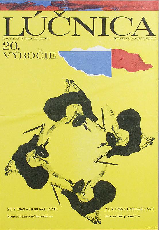 Milan Veselý – Lúčnica. 20. výročie