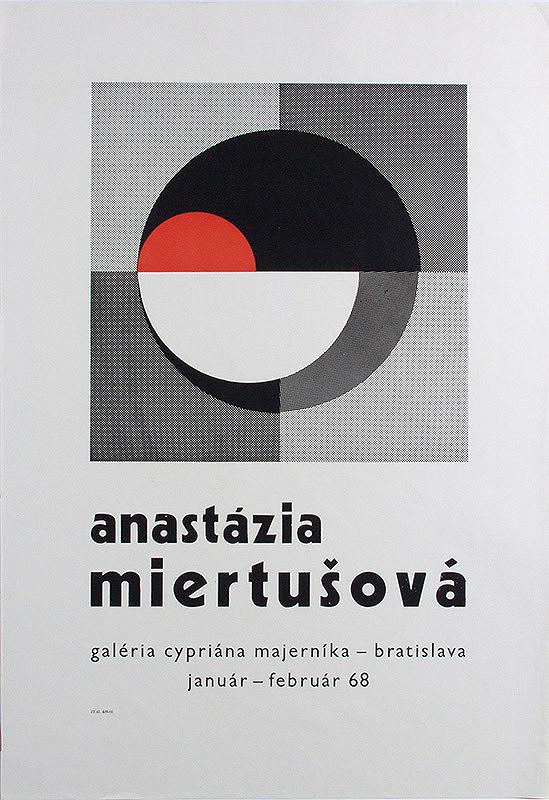 Neznámy autor - Anastázia Miertušová - výstava