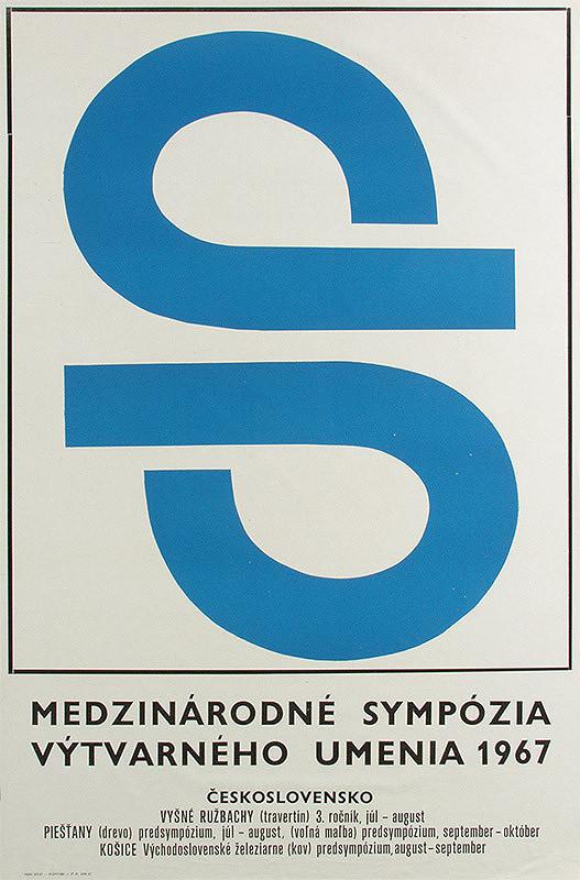 Neznámy autor – Medzinárodné sympóziá výtvarného umenia