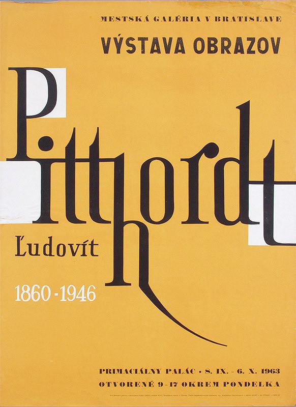 Jozef Chovan – Pitthordt