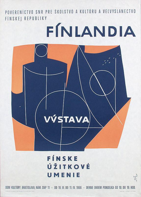 Jozef Chovan – Fínske úžitkové umenie