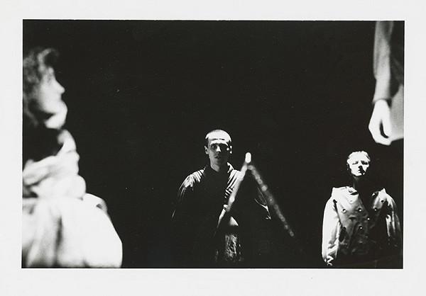 Emil Drličiak, Martin Kollar – W. Shakespeare: Macbeth. Fotografia z predstavenia