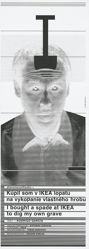 Emil Drličiak – Rodrigo Garcia: Kúpil som v IKEA lopatu na vykopanie vlastného hrobu