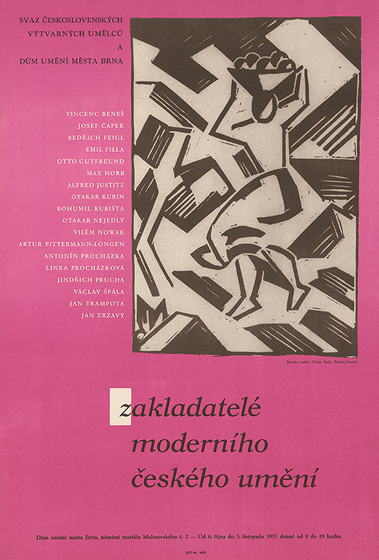 Moravský autor – Zakladatelia moderného českého umenia