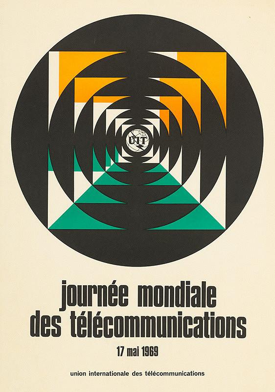 Alfred Július Černo – Journée mondiale des télécomunications. Union internationale des télécommunications.
