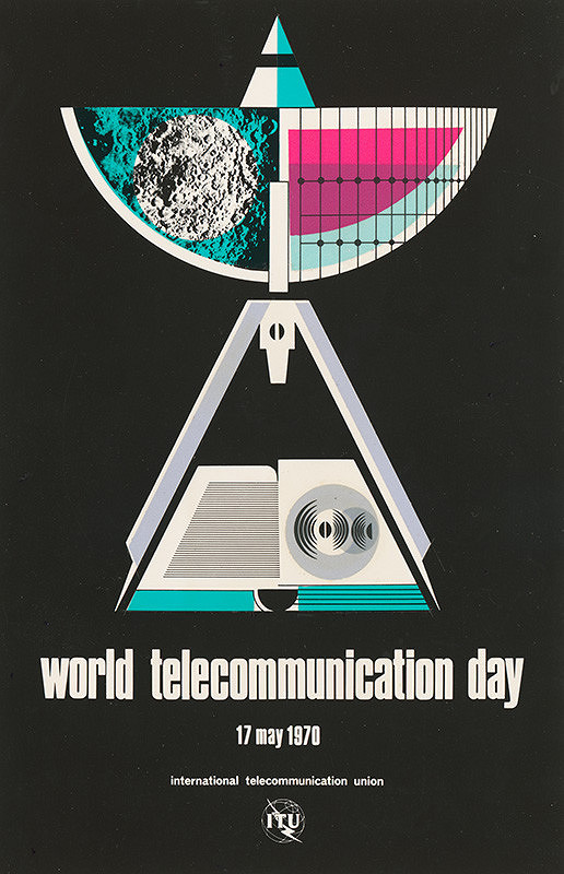 Alfred Július Černo – World Telecomunication Day. ITU