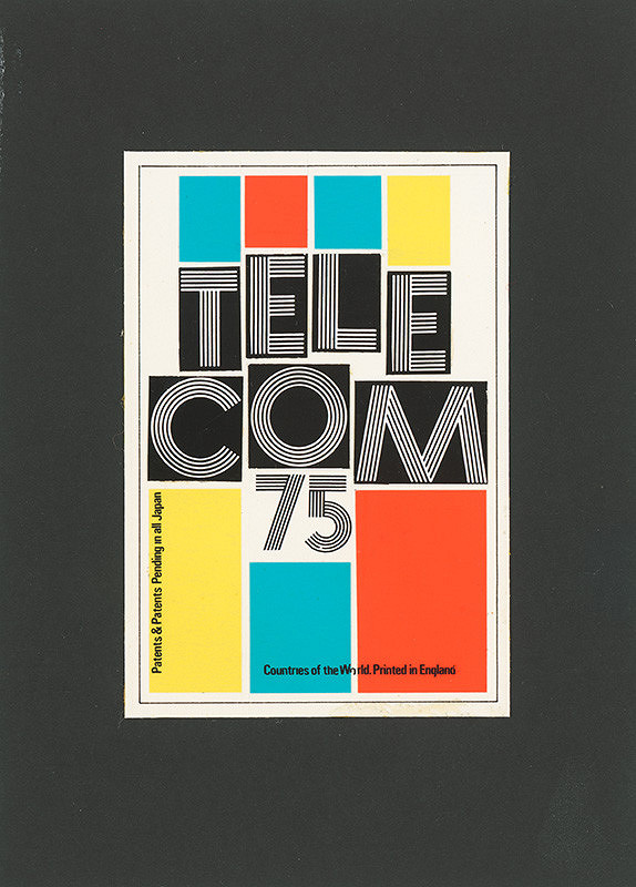 Alfred Július Černo – Telecom 75