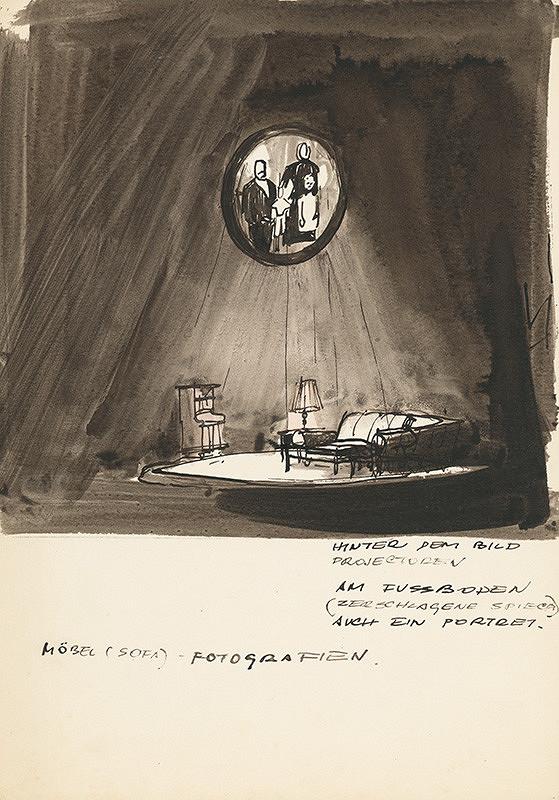 Ladislav Vychodil - E. Albee: Kto sa bojí Virginie Woolfovej