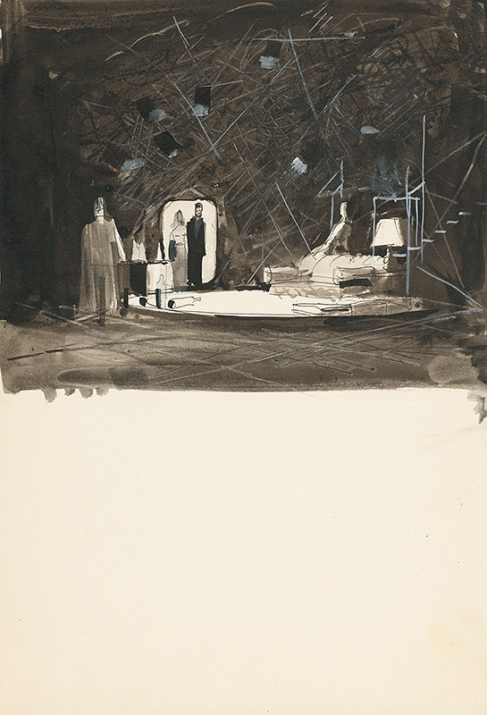 Ladislav Vychodil – E. Albee: Kto sa bojí Virginie Woolfovej