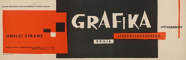 Slovenský autor - Umelci strane-grafika
