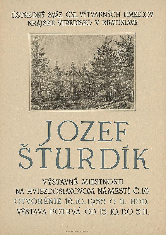 Slovenský autor – Jozef Šturdík