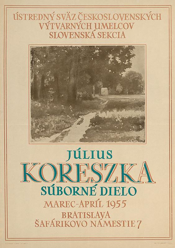 Slovenský autor – Súborné dielo - Július Koreszka