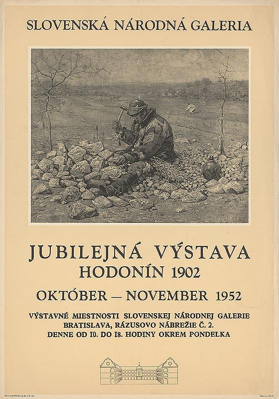 Slovenský autor - Jubilejná výstava - Hodonín 1902