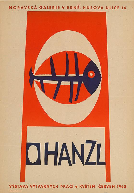 O. Hanzl - Výstava výtvarných prác - Hanzl